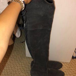 Barely worn over the knee Stuart weitzman boots